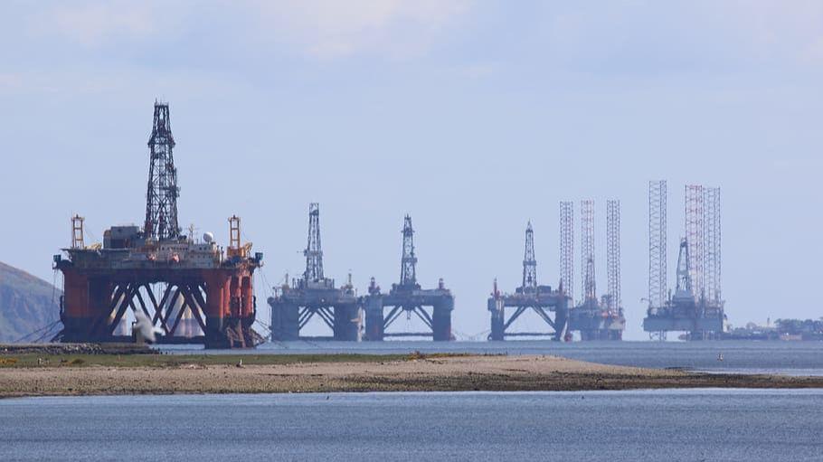 El precio del petróleo cae a niveles que no se veían desde 1991 / Foto: Piqsels