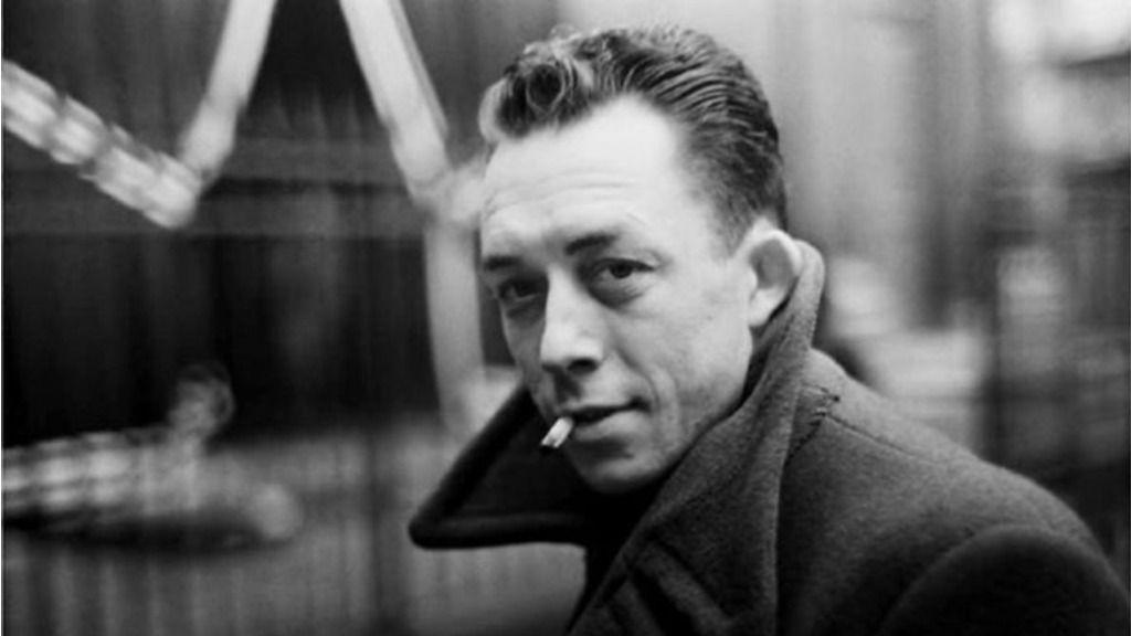 """Albert Camus: """"Jamás he podido renunciar a la luz, a la felicidad de existir"""" / Foto: WC"""
