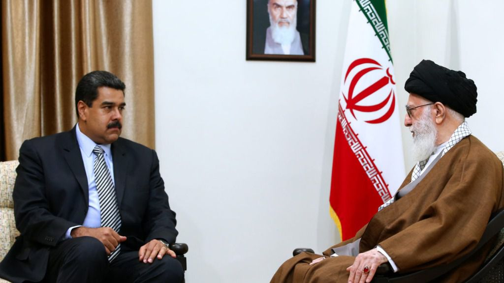 Irán dice que EEUU prepara un golpe en Venezuela / Foto: WC