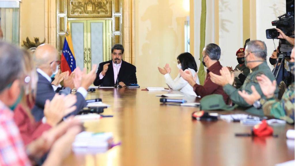 La operación que Maduro venía articulando se ha venido abajo / Foto: Prensa Maduro