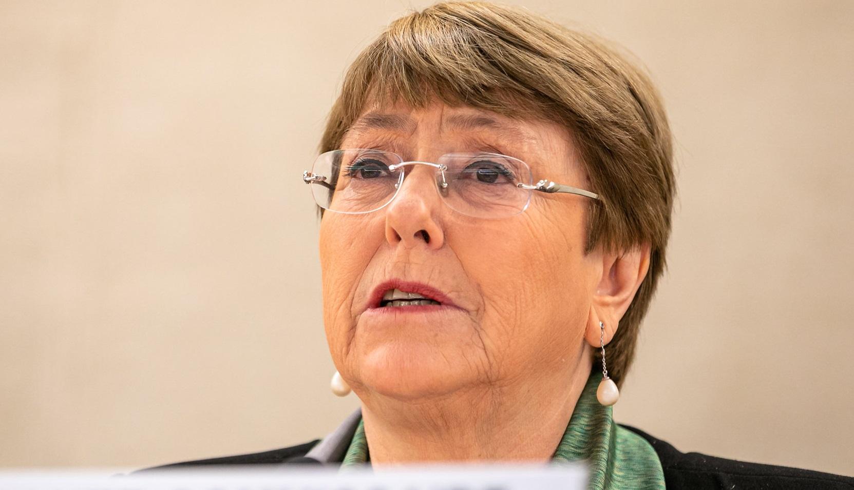 Bachelet ya pidió vigilar los juicios contra presos políticos en Venezuela / Foto: ONU