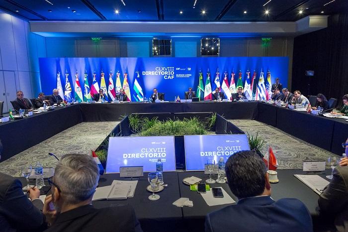 CAF comprará las acciones tipo B de Venezuela / Foto: CAF