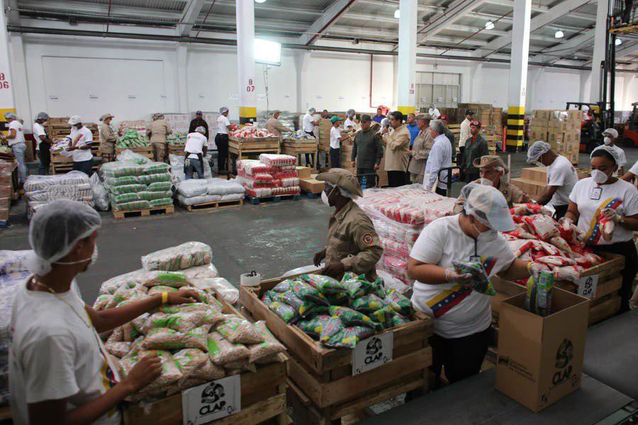 Los más pobres dependen del programa de alimentos subsidiados / Foto: CLAP
