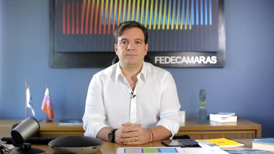 Ricardo Cussano pide establecer condiciones financieras de emergencia / Foto: Fedecámaras
