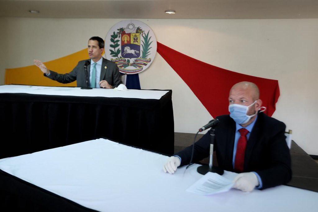 En los últimos días Guaidó ha jugado el rol del liderazgo responsable / Foto: @jguaido