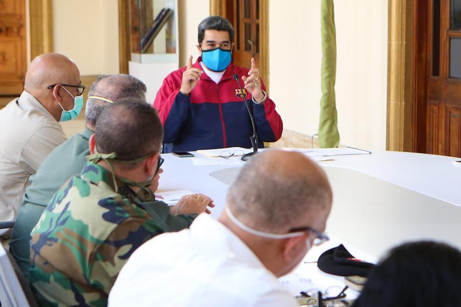 Nicolás Maduro lleva tiempo abonando el terreno para que esta idea germine / Foto: Prensa Maduro