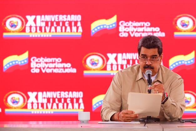 EEUU señala a Maduro como el único culpable de la crisis de Venezuela / Foto: Presidencia Maduro