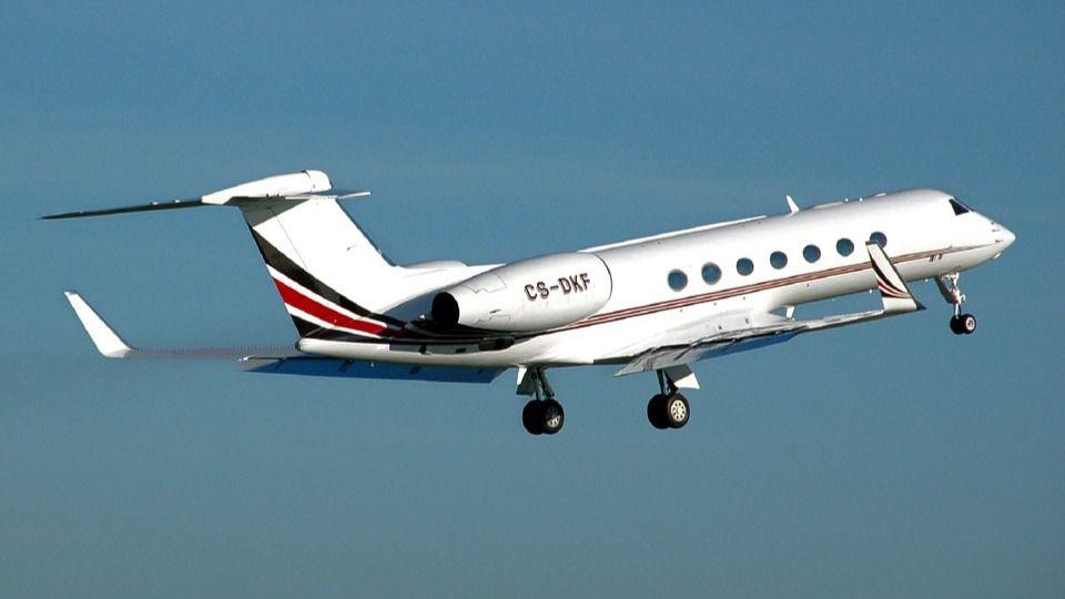 Los Gulfstream son los aviones ejecutivos más sofisticados y costosos del mercado / Foto: WC