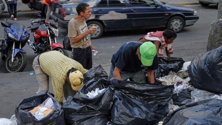 El país sufre una crisis severa y los precios del petróleo siguen cayendo / Foto: WC