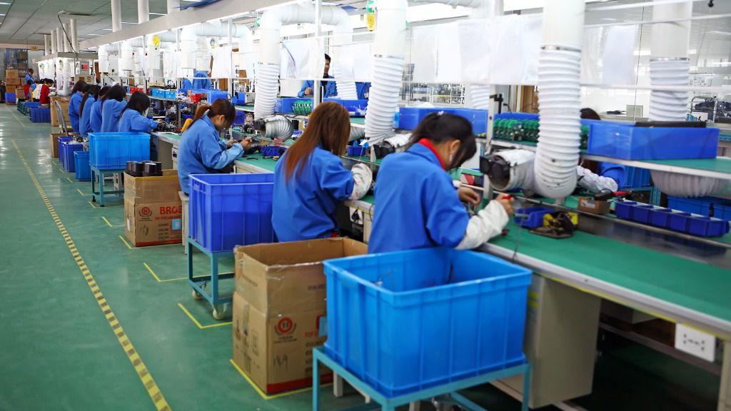 La industria en China muestra señales de recuperación / Foto: WC