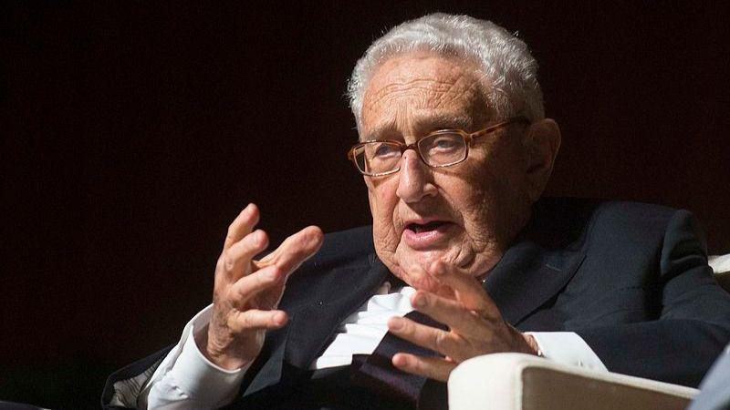 "Henry Kissinger: El reto es que se mantengan ""los principios del orden mundial liberal"" / Foto: WC"