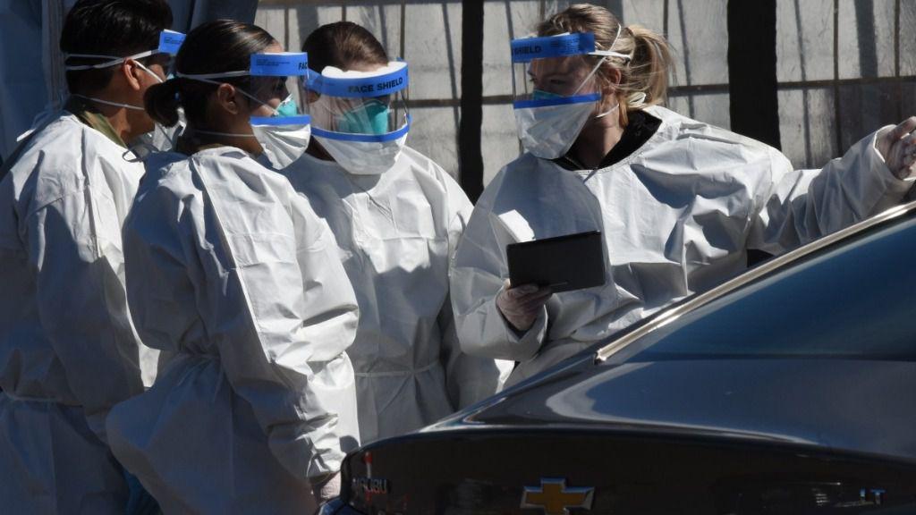 Apenas 30 médicos han sido contratados durante la pandemia / Foto: WC