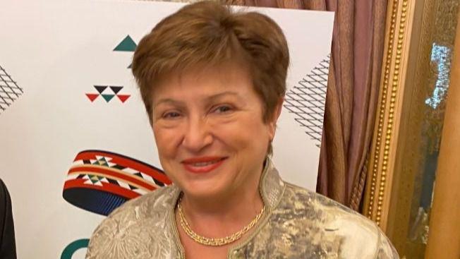 Kristalina Georgieva: La acción temprana es mucho más valiosa / Foto: FMI