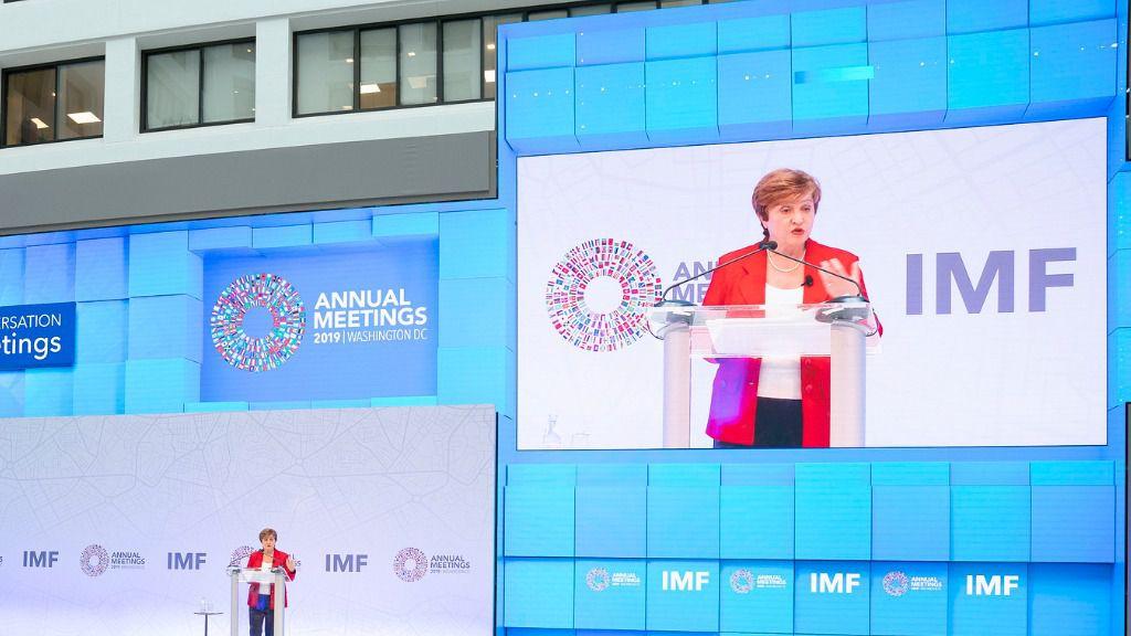 El FMI quiere más apoyo para los países pobres / Flickr: IMF