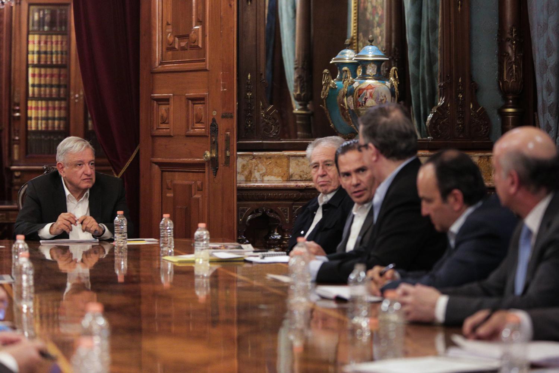 La pandemia va a parar la economía, pese a los esfuerzos de López Obrador / Foto: Presidencia