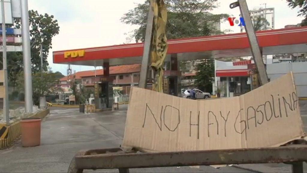 Venezuela padece en estos momentos la peor escasez de combustible de su historia / Foto: WC