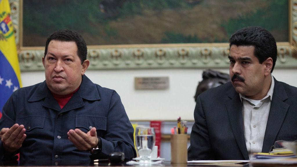Con Chávez ya se hacía sentir el desabastecimiento. Y todo se descalabró con Maduro / Flickr: Hugo Chavez