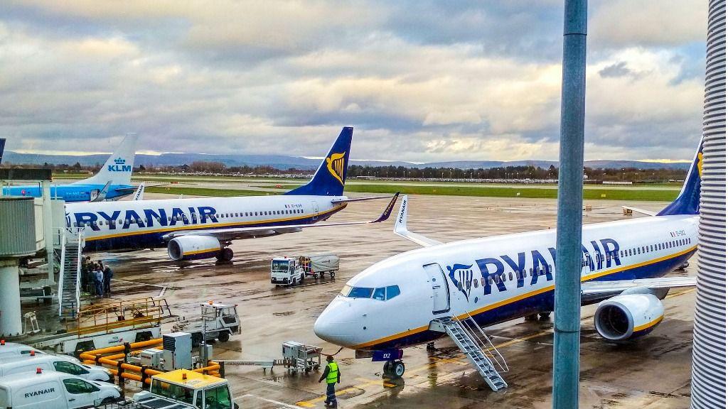 Ryanair voló con más de 152 millones de pasajeros el año pasado, colocándolo en la cima de la clasificación de las aerolíneas europeas de bajo costo / Foto: Pixabay