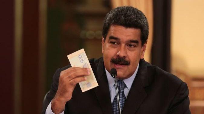 Maduro destruyó el salario de los venezolanos / Foto: Presidencia