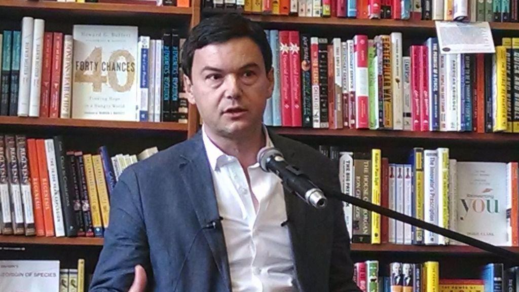 Thomas Piketty lo dijo mucho antes de que llega esta crisis mundial / Foto: WC