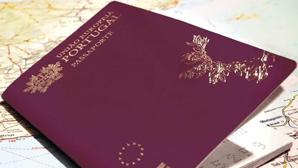 Pasaporte Portugal