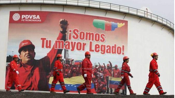 Maduro se apresta a enterrar de manera definitiva una de las banderas políticas de Chávez / Foto: PDVSA