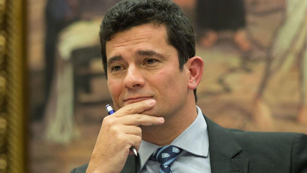 Sergio Moro, el juez que llevó a Lula a la cárcel, se convirtió en aliado del Bolsonaro en 2018 / Foto: Wikimedia