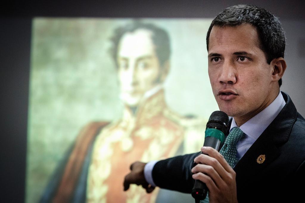 De momento Juan Guaidó es el elegido de la comunidad internacional / Foto: PrensaAN