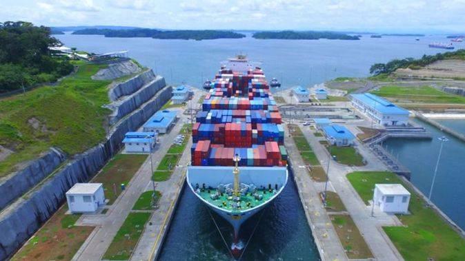 Falta agua para alimentar las esclusas que permiten transportar los barcos / Foto: ACP