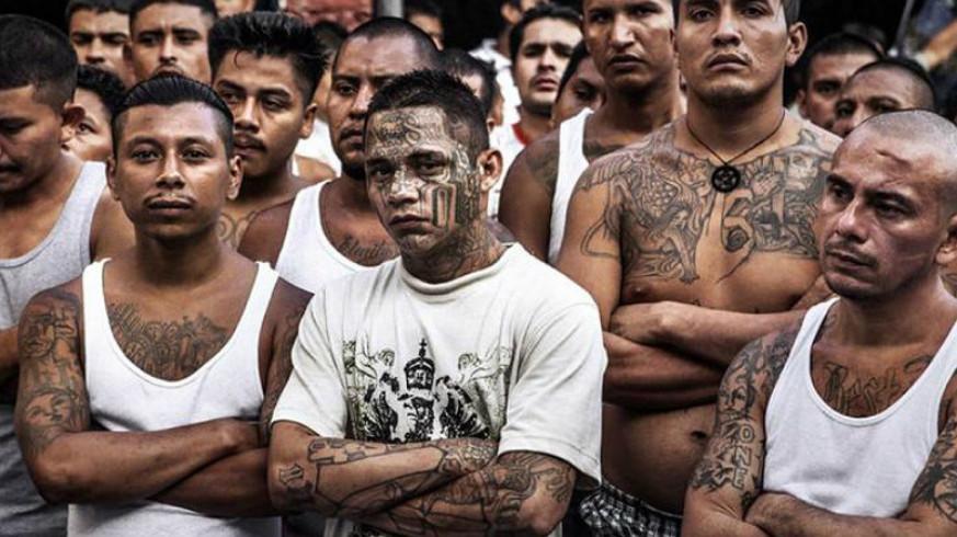 Sólo la llamada Mara Salvatrucha tendría 46.000 miembros / Foto: WC