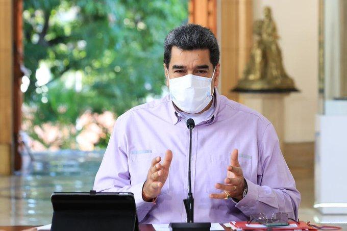 Maduro siempre ha encontrado formas de evadir las sanciones / Foto: @NicolasMaduro