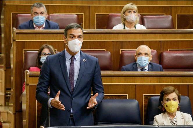 El gobierno de Sánchez inició los trámites para el indulto a los sentenciados por el procés / Foto: Moncloa