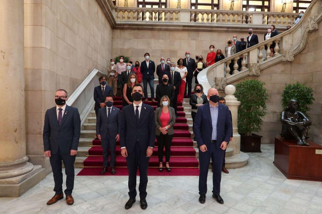 Torrent debe convocar las próximas elecciones autonómicas en Cataluña / Foto: Parlament
