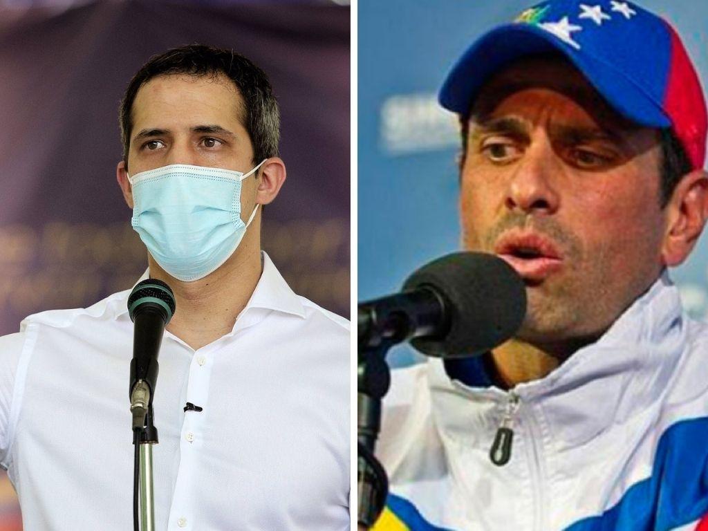 Este lunes Guaidó y Capriles revalidaron sus propuestas / Foto: WC