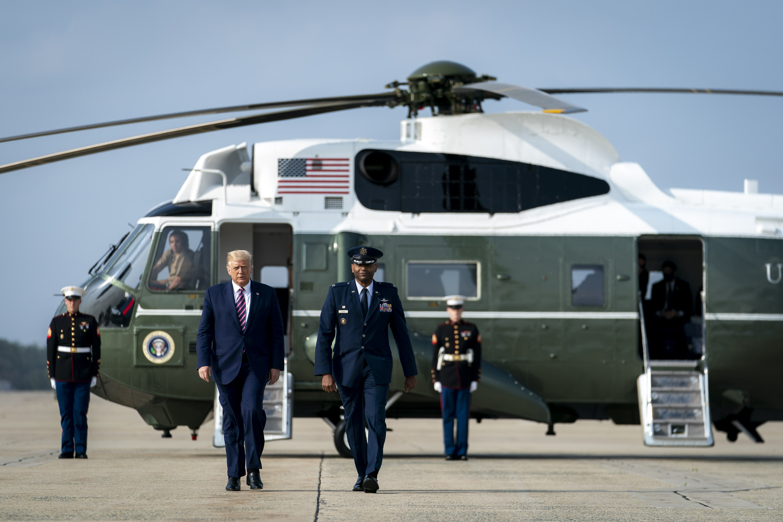 A Trump jamás le ha pasado por la cabeza una invasión militar a Venezuela / Foto: Casa Blanca