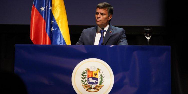 Leopoldo López no habló del fin de la usurpación / Foto: CCN