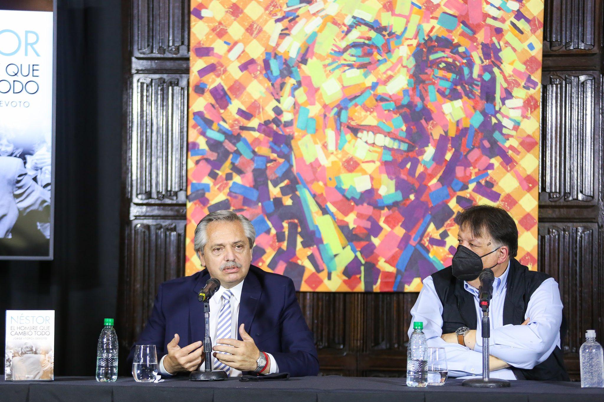 Argentina se cuadra con Bachelet / Foto: Gobierno de Argentina
