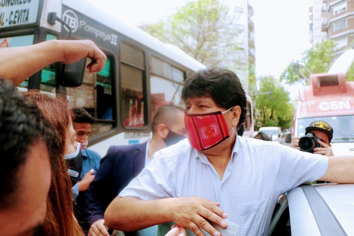Evo Morales todavía no sabe cuándo regresará a Bolivia / Foto: Twitter @evoespueblo
