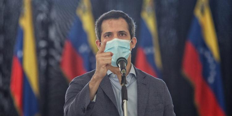 Guaidó mantiene dentro de sus activos un capital político importante / Foto: CCN