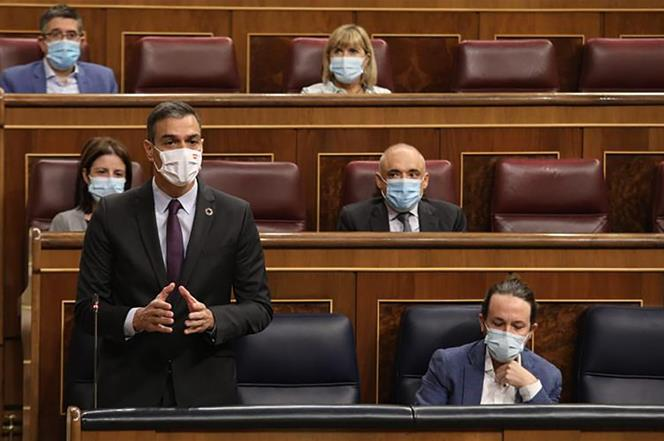 España tiene un gobierno de coalición frágil / Foto: Moncloa