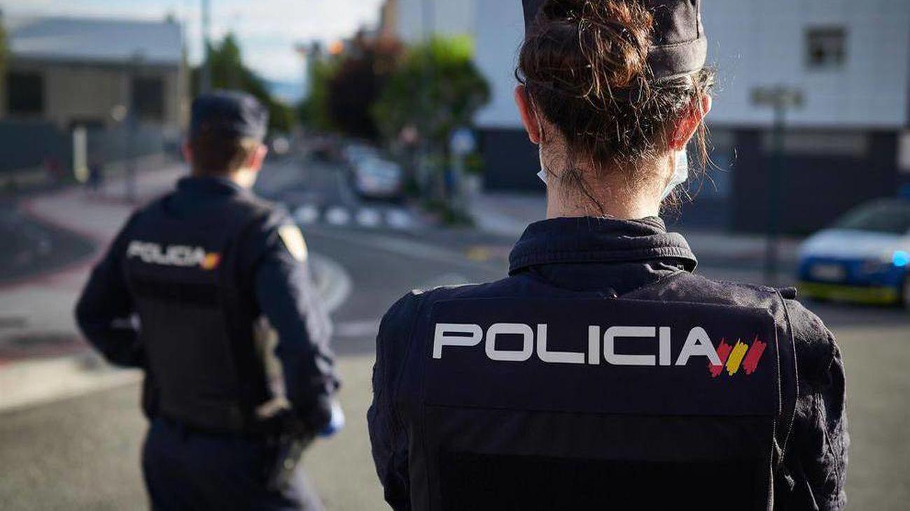La Policía Nacional inició la investigación gracias a una orden de Interpol Caracas / Foto: Policía Nacional