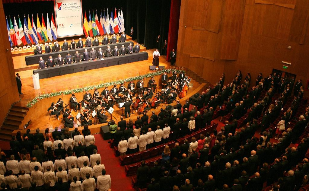 La primera Cumbre Iberoamericana se celebró en 1991 / Foto: WC