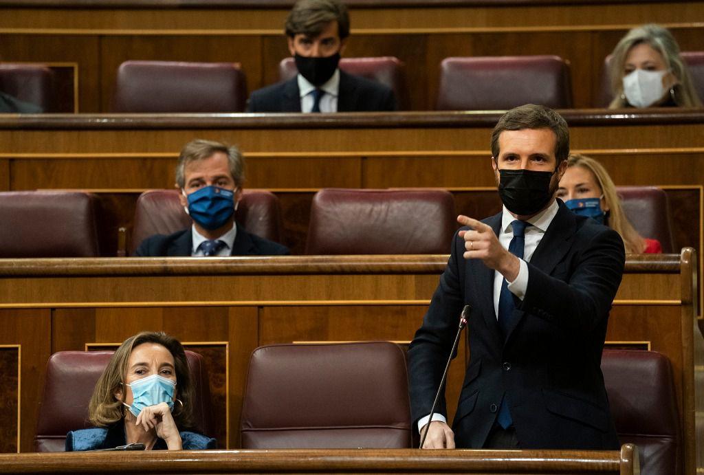 El Partido Popular ha establecido un veto que parece inamovible / Foto: PP
