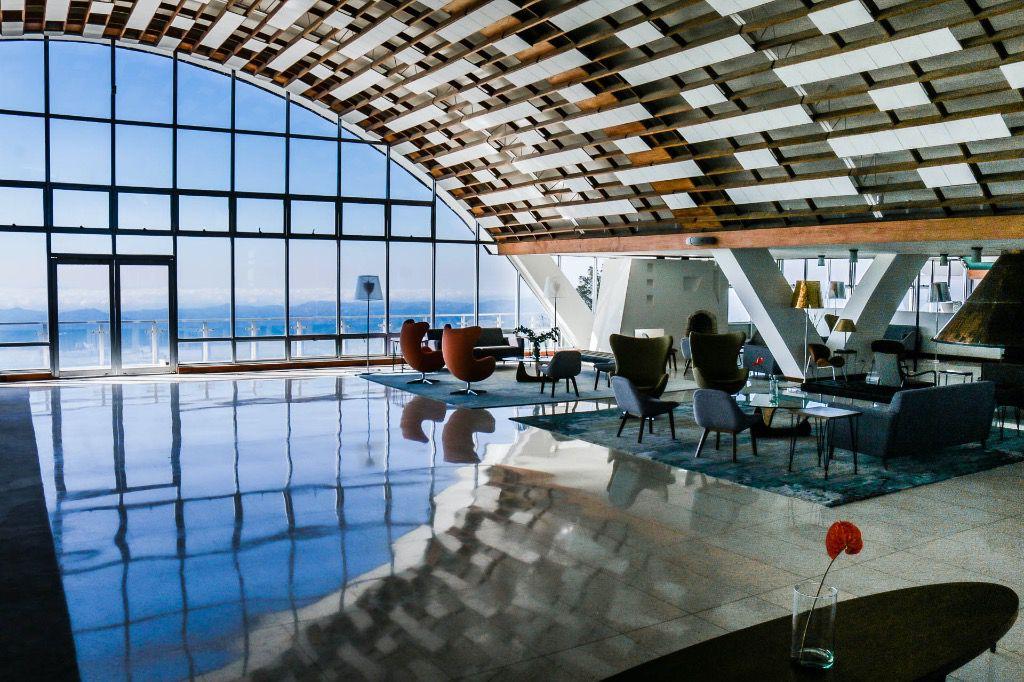El hotel cuenta con todas las comodidades propias de una instalación de lujo / Foto: HH