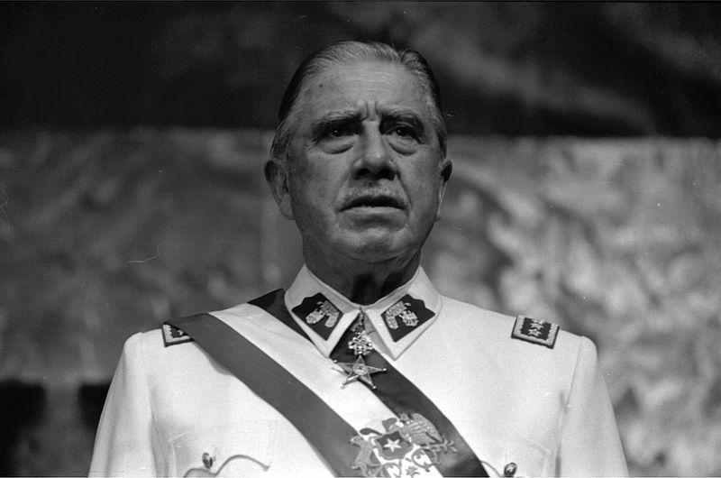 El dictador Augusto Pinochet gobernó Chile entre 1973 y 1990 / Foto: WC