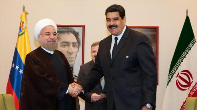 Irán y Venezuela tienen una estrecha relación desde hace 15 años / Foto: PrensaVE