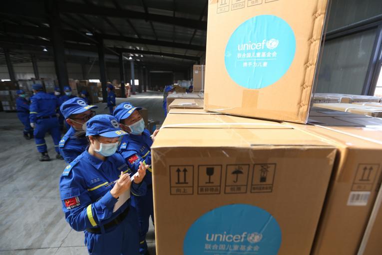 Unicef quiere evitar una generación perdida por culpa del coronavirus / Foto: Unicef