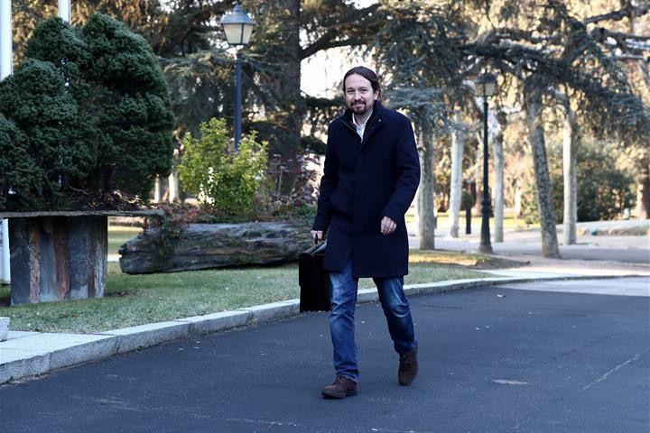 Pablo Iglesias ha sido acusado de deslealtad / Foto: Moncloa