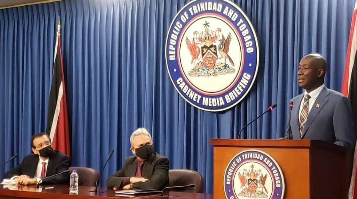 El primer ministro de Trinidad y Tobago, Keith Rowley, es aliado de Maduro / Foto: @DrKeith Rowley
