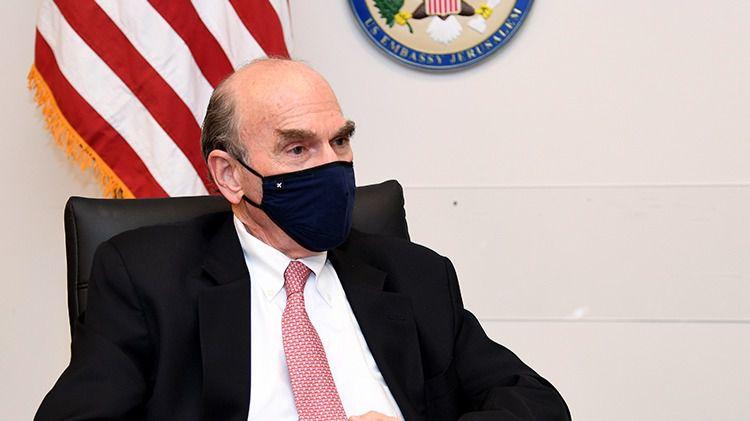 Abrams asegura que EEUU seguirá reconociendo a Guaidó / Foto: Departamento de Estado